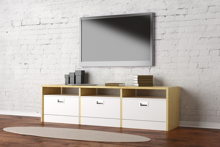 6 Creative Ideas On What To Put Under Wall Mounted Tv Feel Inspired Blog